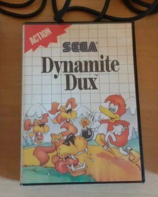 dynamite dux sega Master System