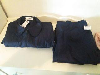conjunto ropa trabajo