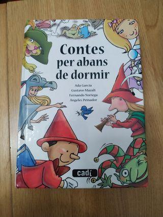 Libro de cuentos para antes de dormir