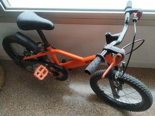 Bicicleta niños Btwin 500 ROBOT