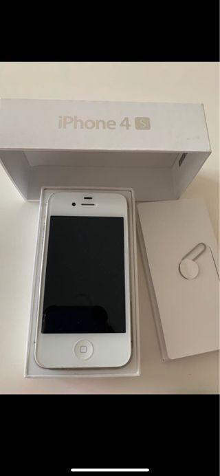 iPhone 4s 8 GB Perfecto