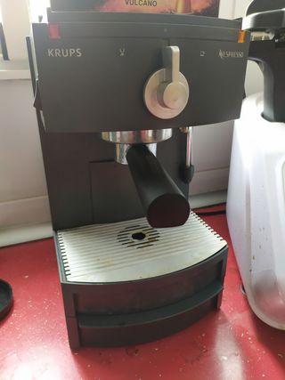 nespresso krups cafetera