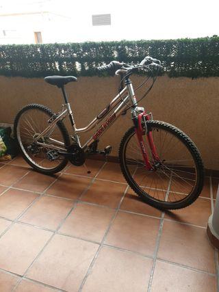 bicicleta de aluminio 26