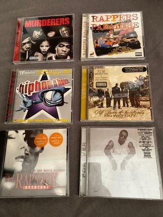 Cds Hip Hop/ Rap
