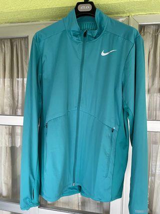 Chaqueta Nike running hombre talla L