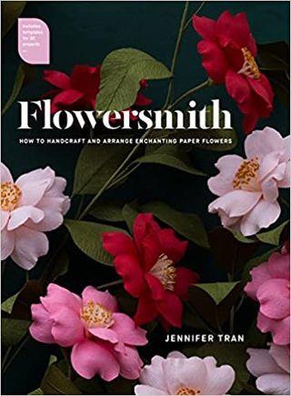 Libro para hacer flores de papel Flowersmith