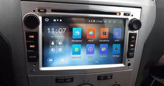 Radio navegador gps android Opel Zafira Astra