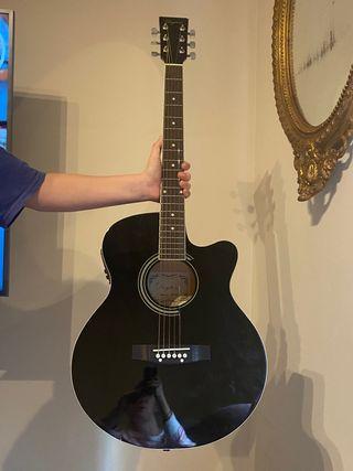 Guitarra clásica acustica