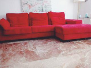 Sofá chaise longue de calidad