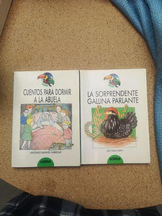 Libros para niños de 9 años