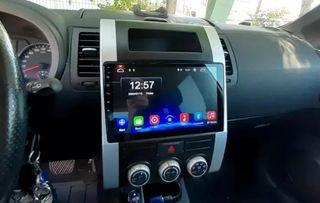 Radio pantalla navegador gps android Nissan Xtrail