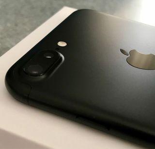 iPhone 7 Plus -32GB- Black Mate