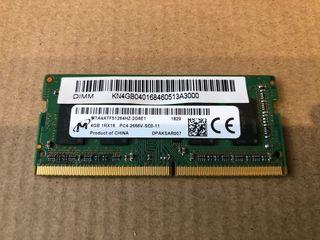 Memoria RAM 4GB portátil