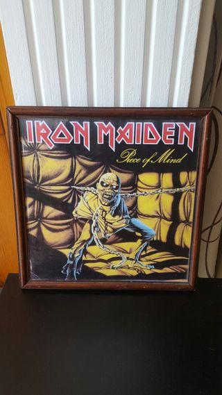 Cuadro Nemesis Now Iron Maiden (32 cms)