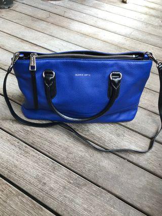 Bolso azul eléctrico Gloria Ortiz nuevo