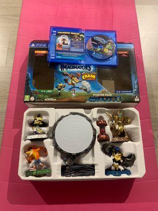Skylanders Imaginators Crash Bandicoot edition