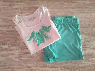 Pijama verano niña t.5