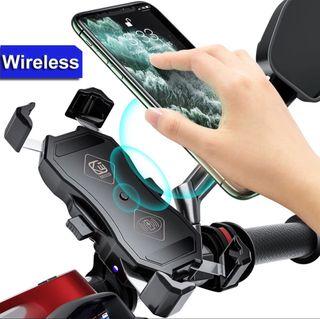 Soporte teléfono móvil para moto