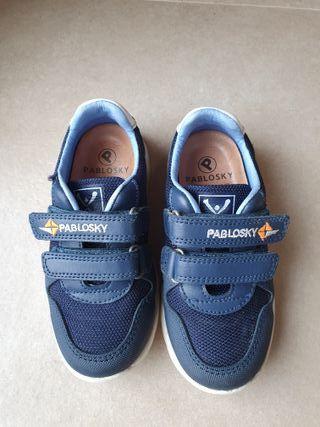 Zapatos niño t. 26