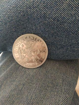 lote de monedas españolas antiguas