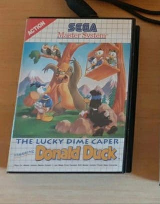 Donald Duck Master System