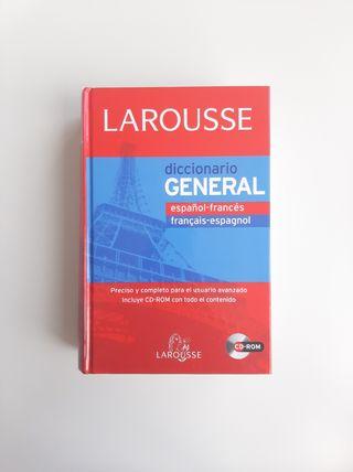Diccionario Larousse: Español-Francés