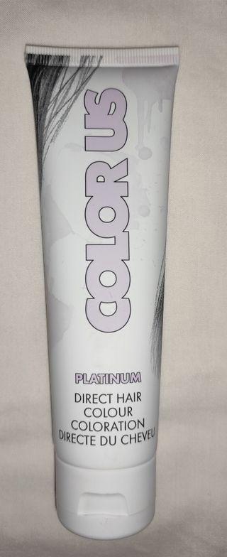 Tinte Semi-Permanente color Platinum