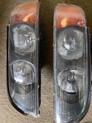Faros traseros y delanteros BMW 535i