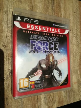 Star Wars: The Force Unleashed (Ed. Sith)
