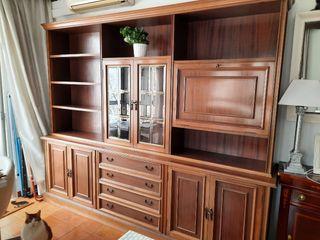 Aparador mueble librería minibar