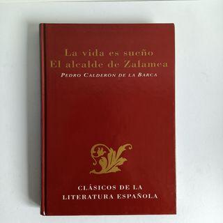 Libro La vida es sueño El alcalde de Zalamea