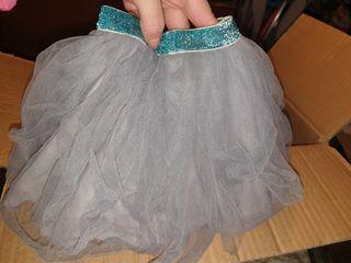 falda de vestir niña de tul