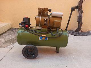 Compresor aire Puska 50 litros