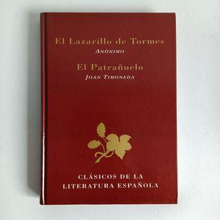 Libro el Lazarillo de Tormes El Patrañuelo