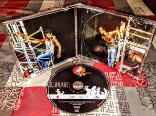 Upa Dances Grandes Éxitos - Live En Directo (CD)