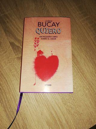 QUIERO Jorge Bucay