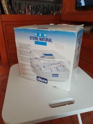 esterilizador biberones para microondas 5€