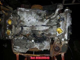 DEBLC9543 Motor Subaru Impreza Wrx 2.0 Turbo 2002
