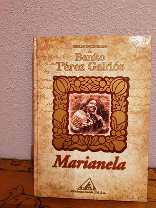Libro Marianela