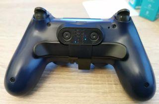 Mando PS4 Botones traseros gaming