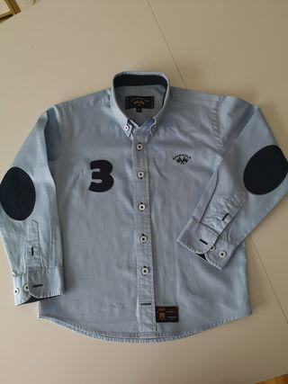 Camisa Spagnolo talla 6