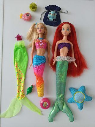Barbie Ariel sirena