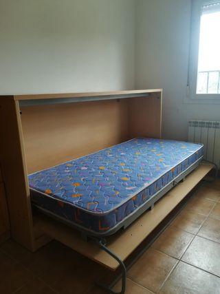 cama abatible