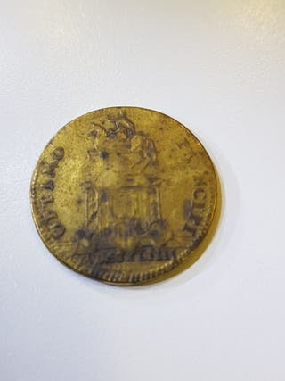 Moneda antigua 17 optimo principi