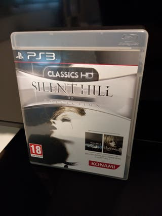 Silnet Hill HD Collection PS3.