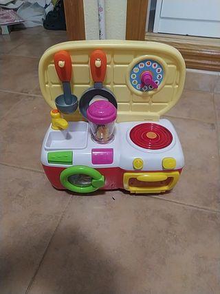 Cocinita de bebes