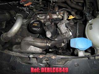 DEBLC6849 Motor Vw 174 Cv 2.5 Tdi Turbo