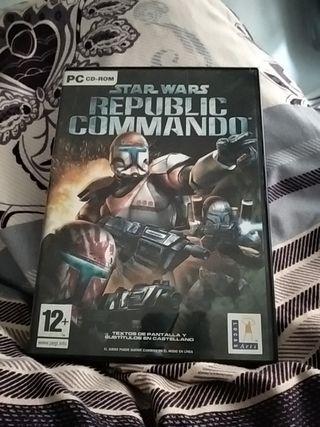 juego PC cd-rom Star Wars