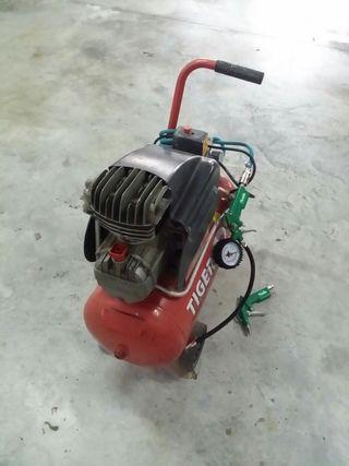 Compresor aire