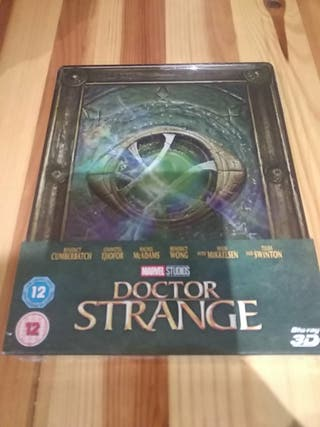 Doctor Strange Steelbook Marvel